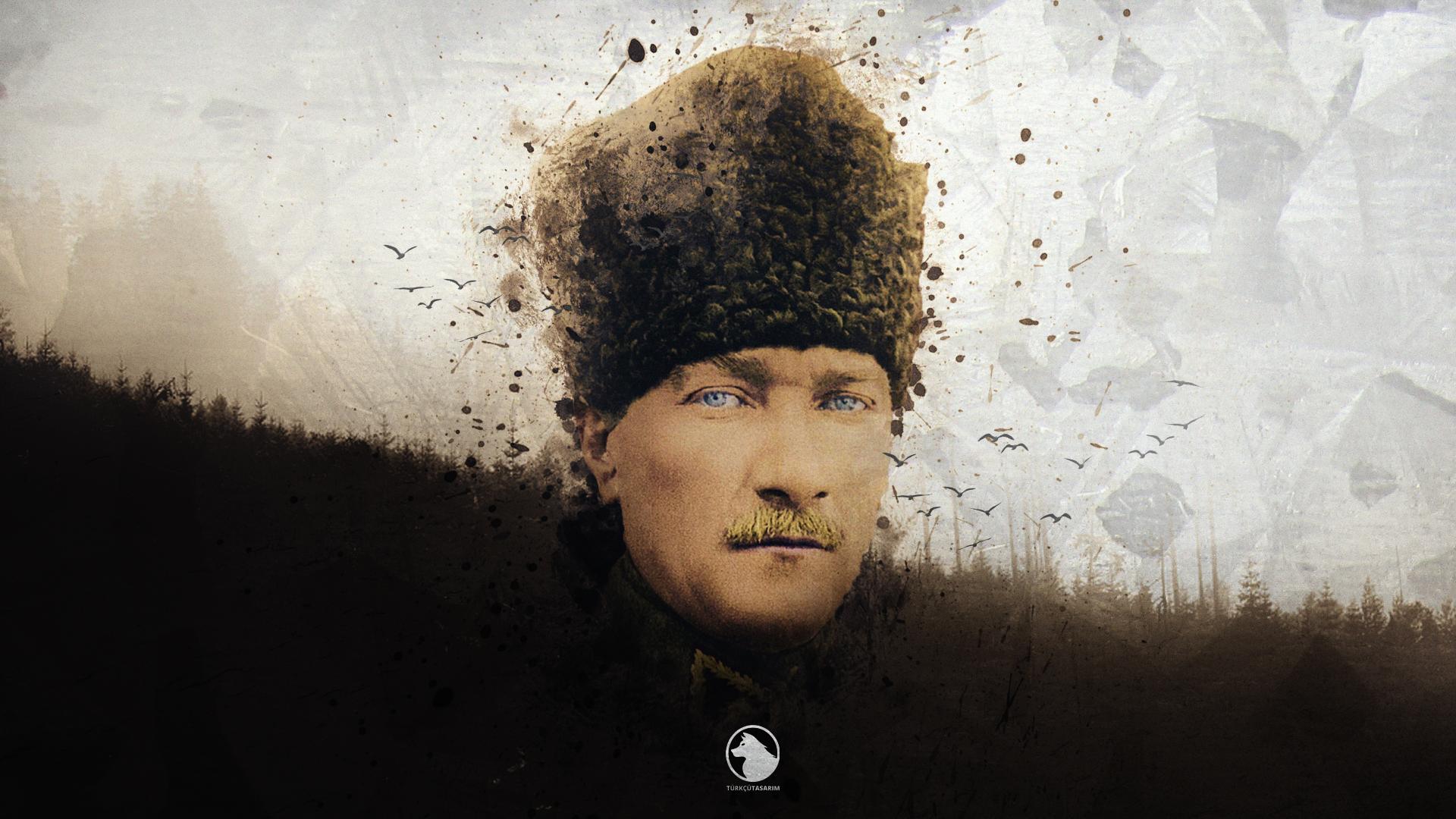Ataturk Wallpaper Duvar Kagidi Full Hd Wallpaper Tasarim Turkcu Tasarim Cozunurluk 1920 1080 Kategori Ataturk Wallpaper Duvar Kagidi Duvar Populer Pinler