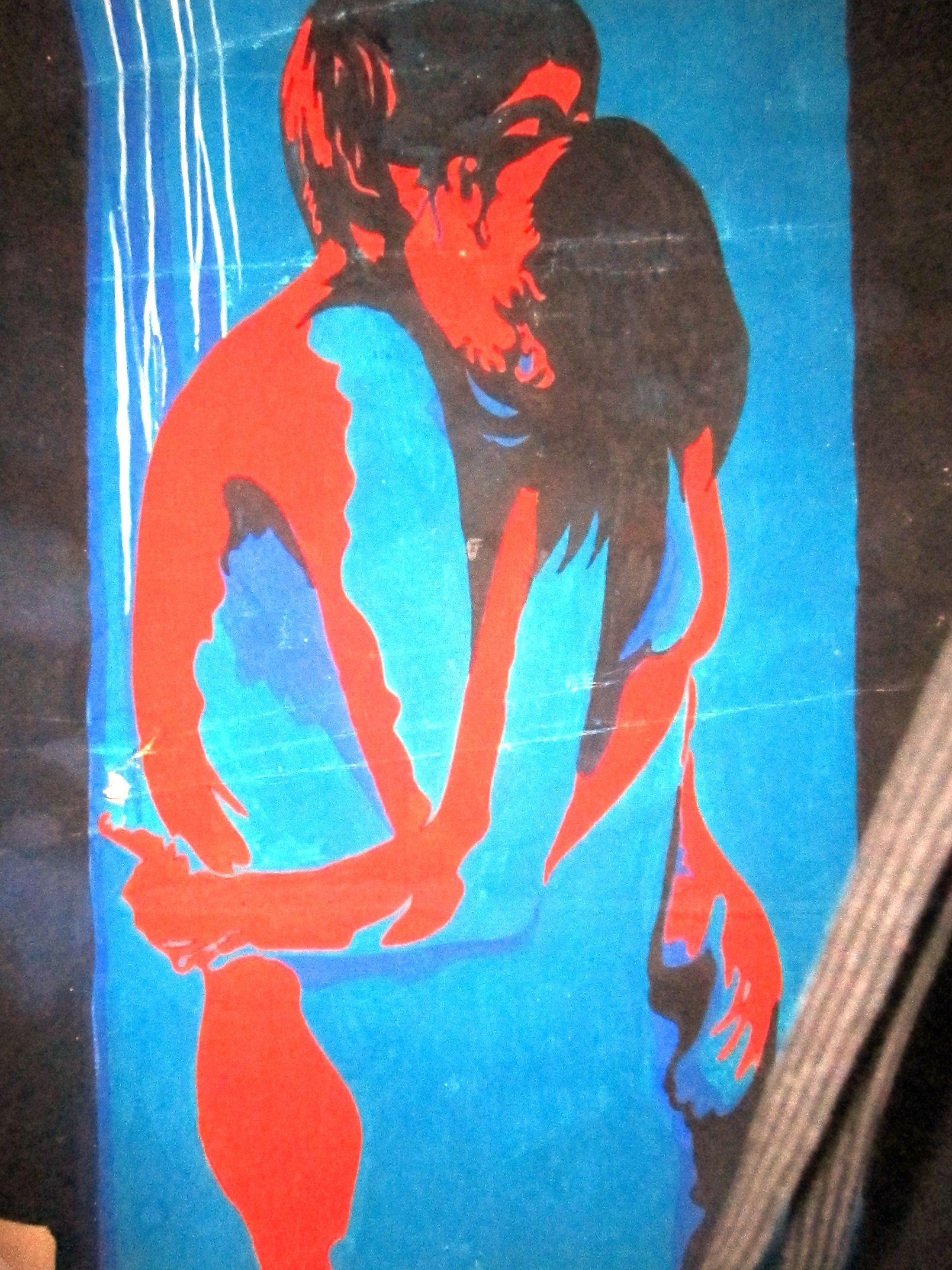 Base painting watercolours Kunst en Tekenen
