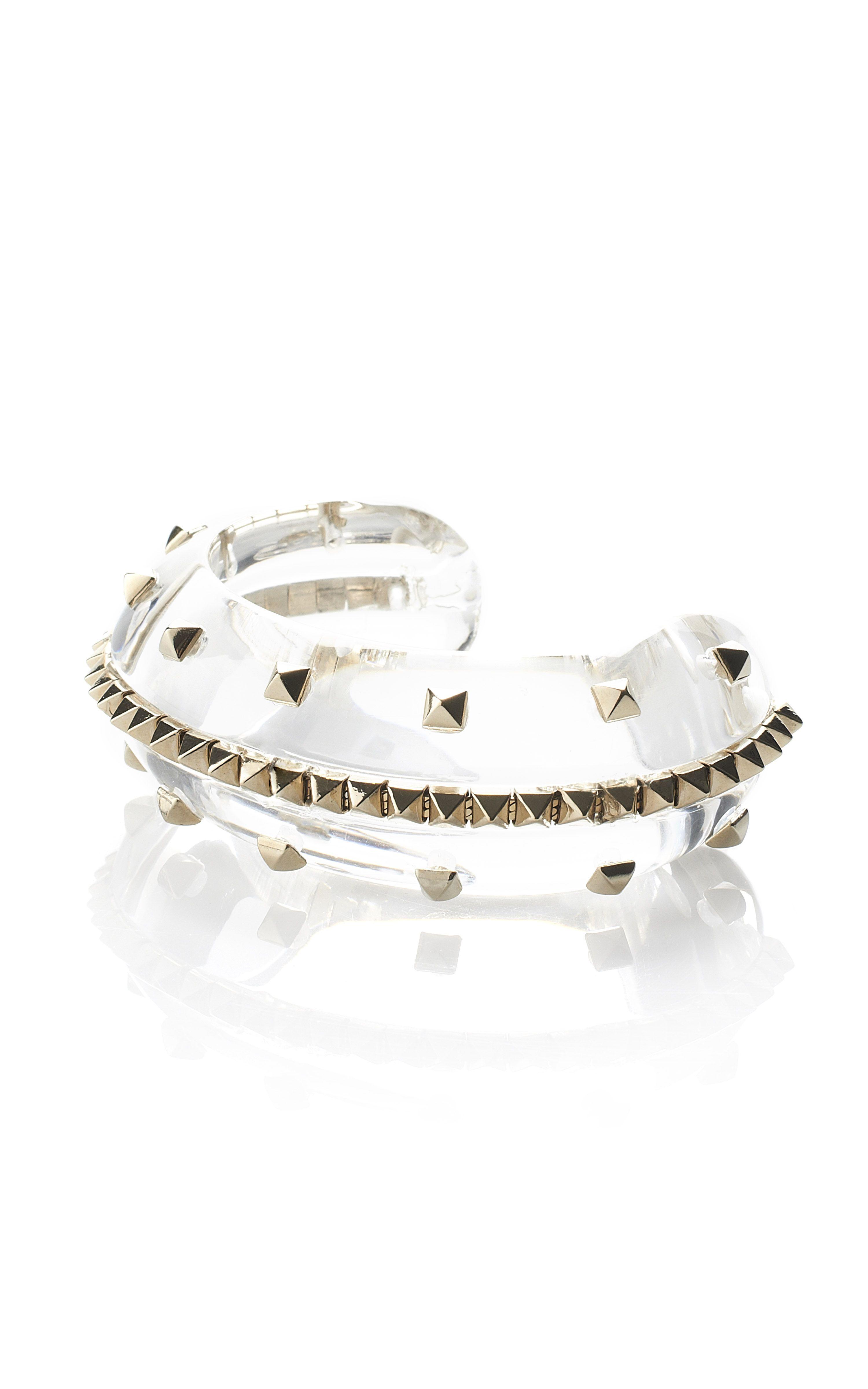 Valentino Multistud Bracelet Jewelry, Statement jewelry