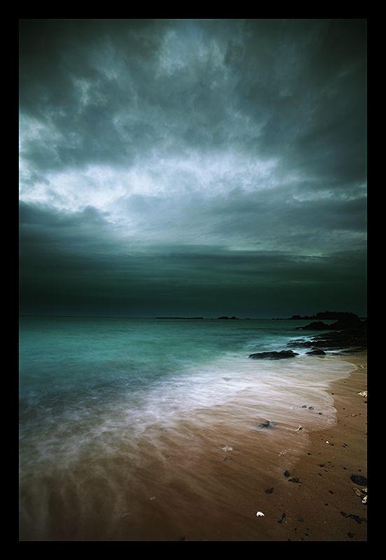 The beautiful #ocean