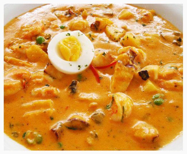 recetas de cocina mariscos