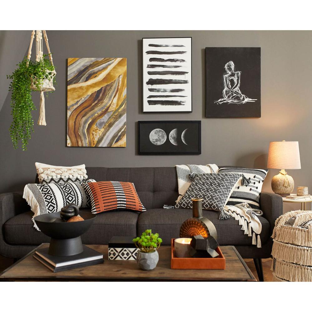 Hadley Heirloom Charcoal Grey Sofa in 2020 | Black sofa ...