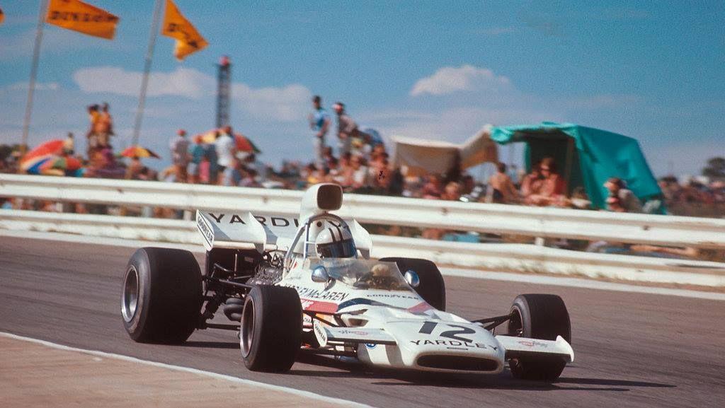 Pin on Team McLaren's Early Years