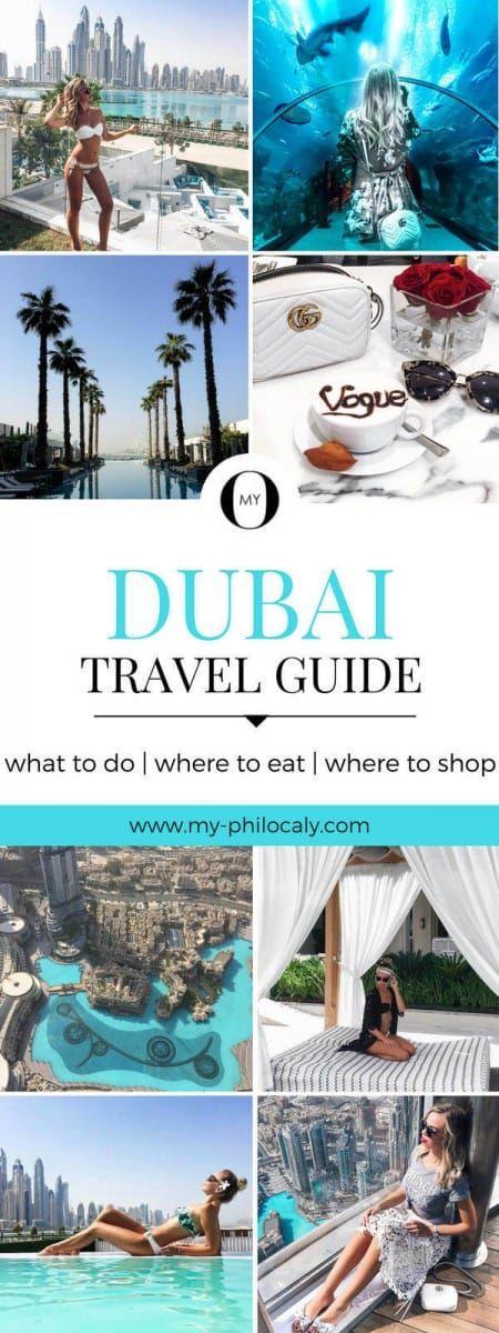 Der ultimative Dubai Travel Guide - Die besten Dubai Tipps #middleeast