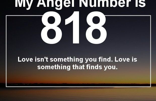 What Does Angel Number 818 Really Mean Find Out Now