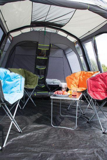 Kampa Travel Pod Maxi Air Extra Large Drive Away Awning Camping Travel Camper Van Campervan