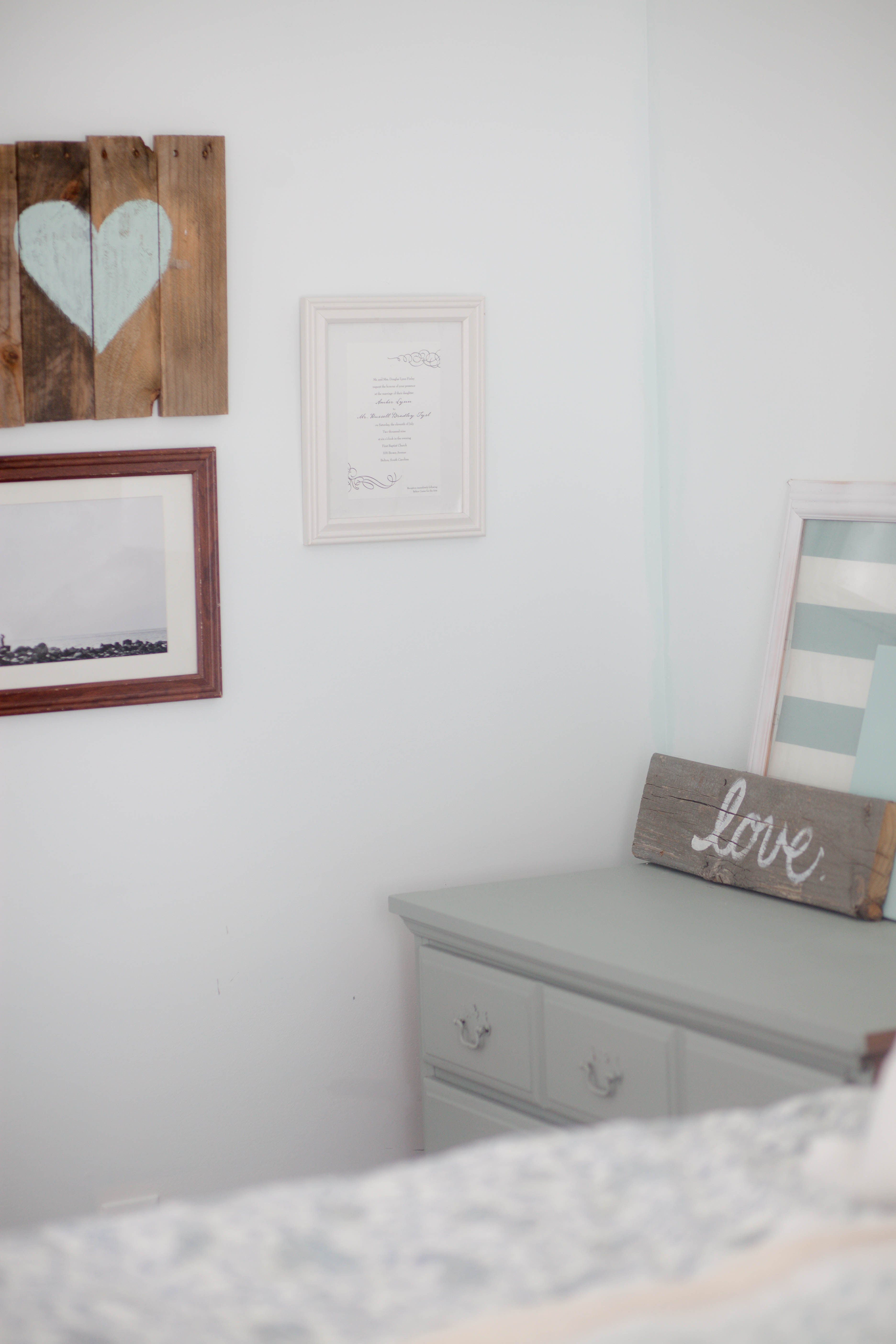 DIY Chalk Paint Nightstand (With images) | Painted night ...