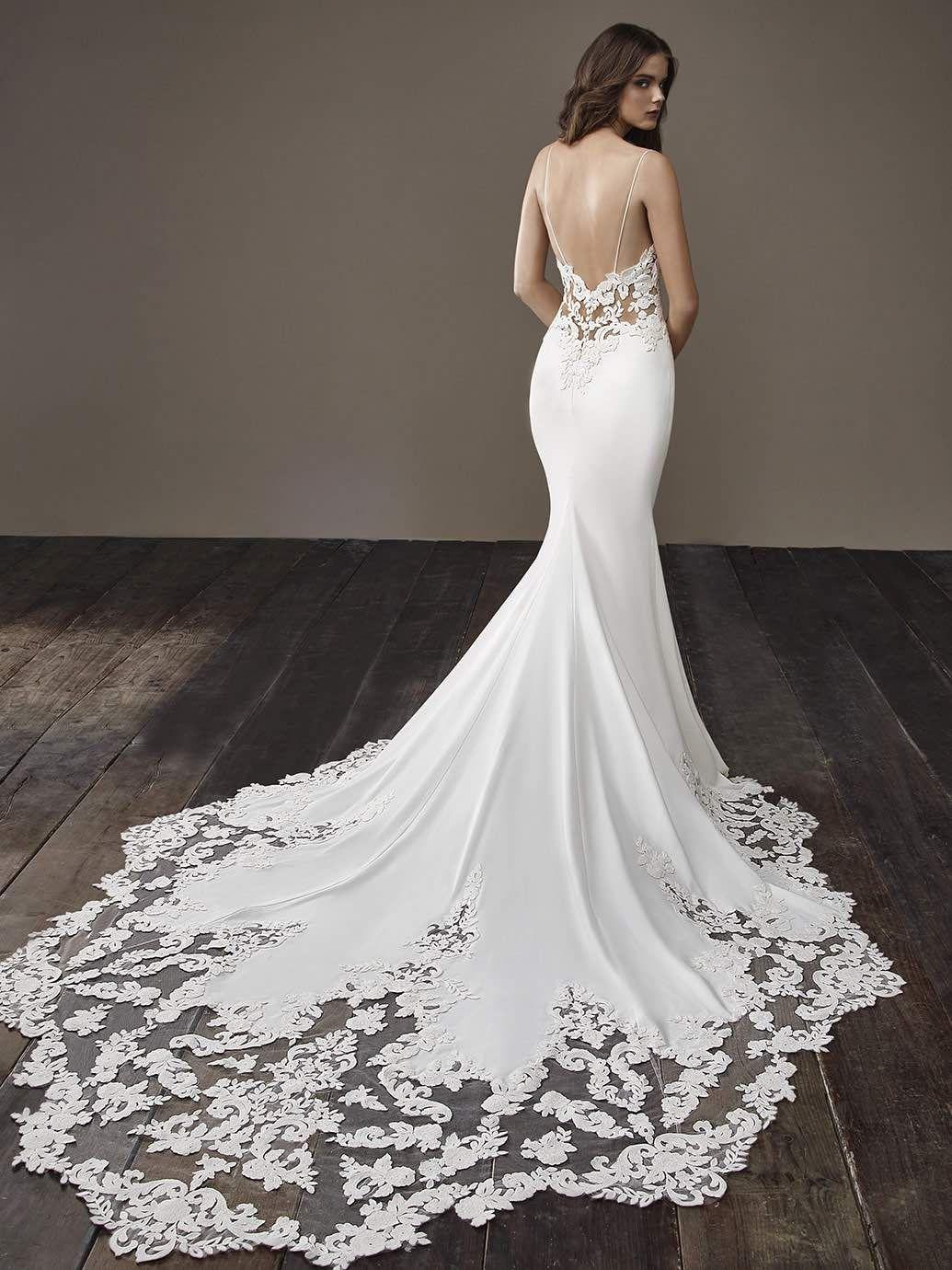 G 104 Collection No Vi Bridal Dresses Galia Lahav Wedding Dress Low Back Mermaid Wedding Dress Dream Wedding Dress Lace [ 1536 x 1024 Pixel ]
