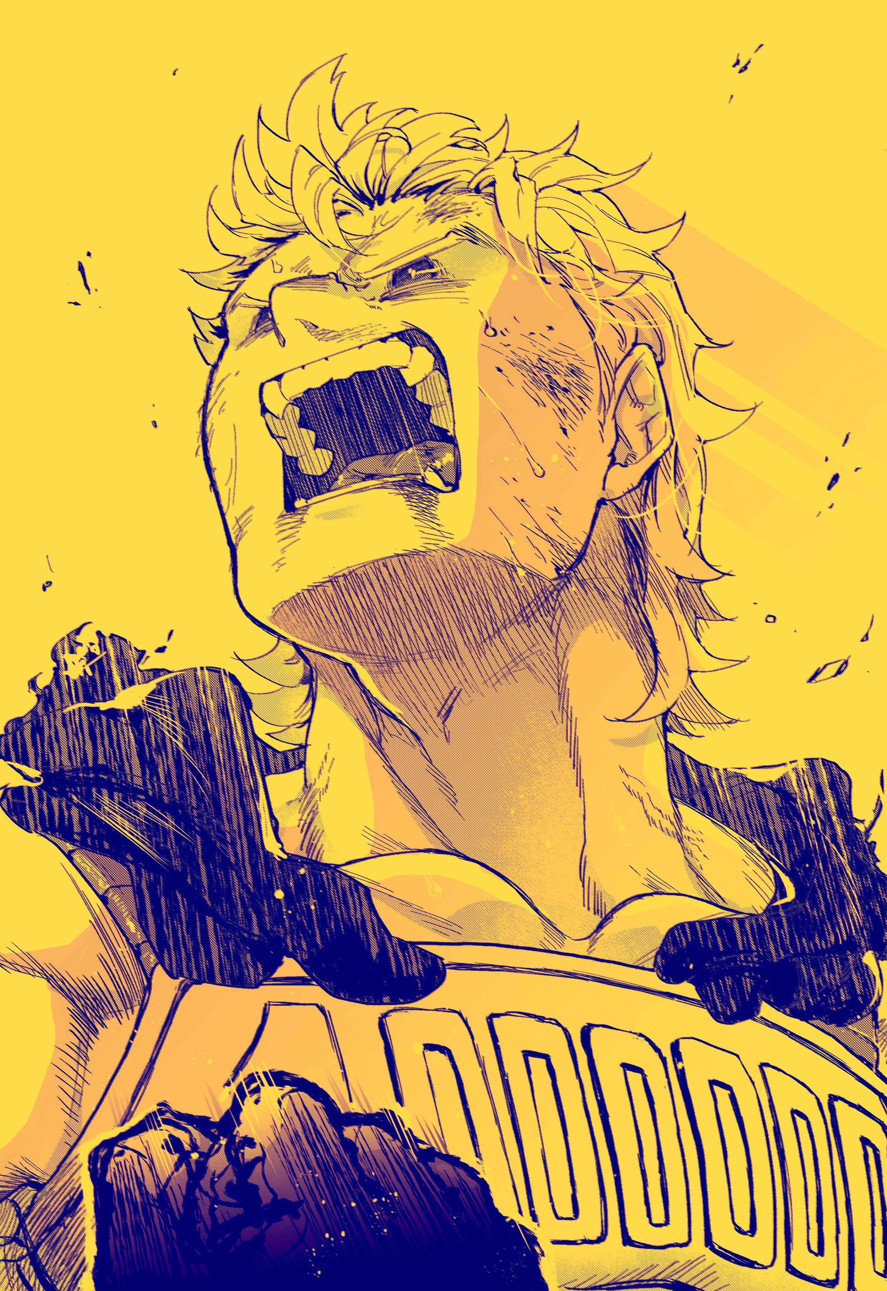 Gg Hero Wallpaper Hero Cool Anime Backgrounds