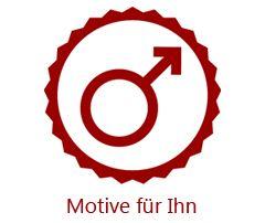 Junggesellenabschieds Motive für Männer