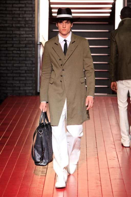 John Varvatos Spring/Summer 2013 Fashion Show