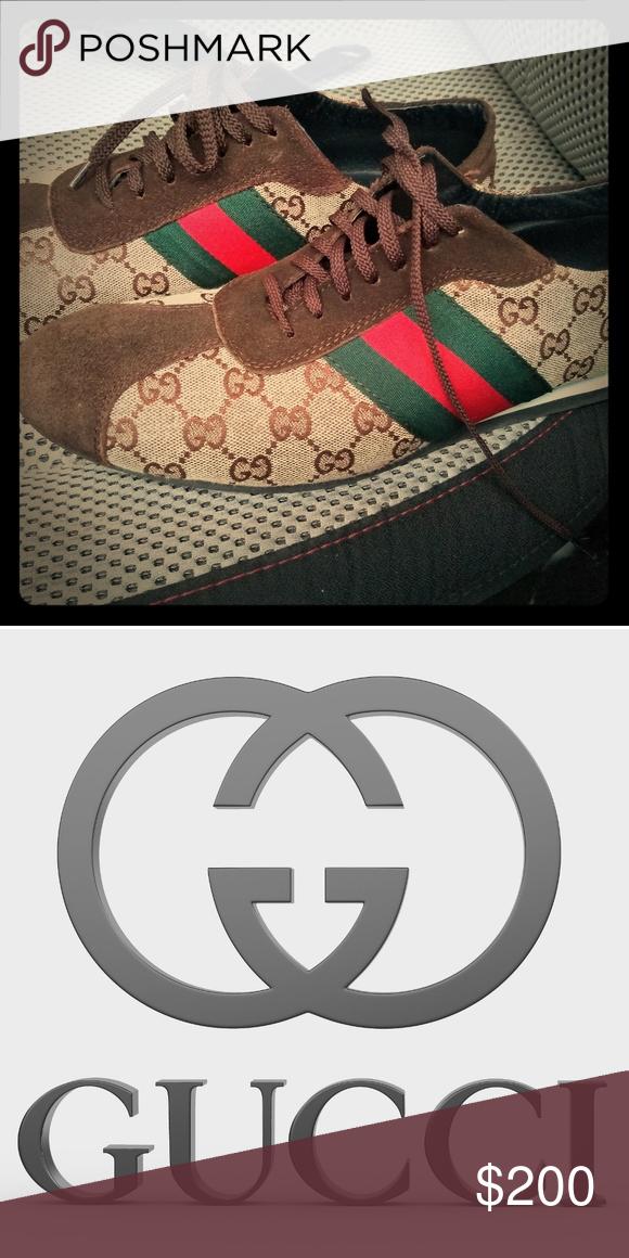 d04c0b680cc9 Gucci Men Shoes Authentic Gucci shoes for men. Gucci Shoes Sneakers ...