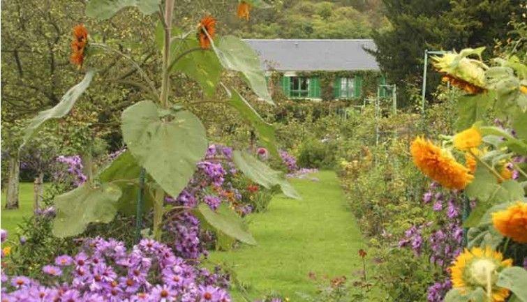 Monet S Garden Our Tour Of Giverny: Visita Guiada A Giverny: Casa De Claude Monet Y Sus