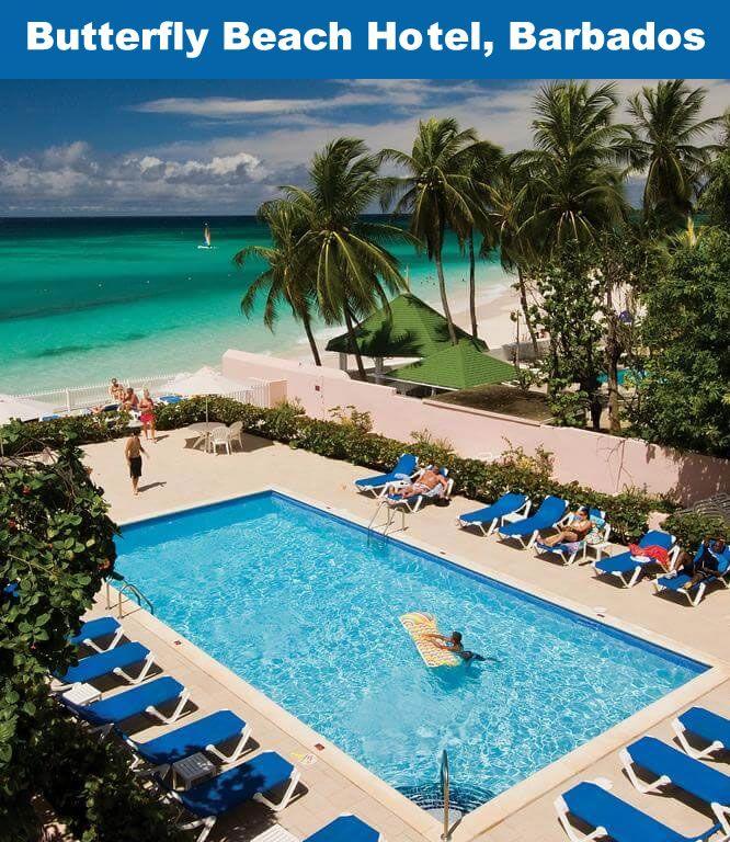 Erfly Beach Hotel Barbados Is A
