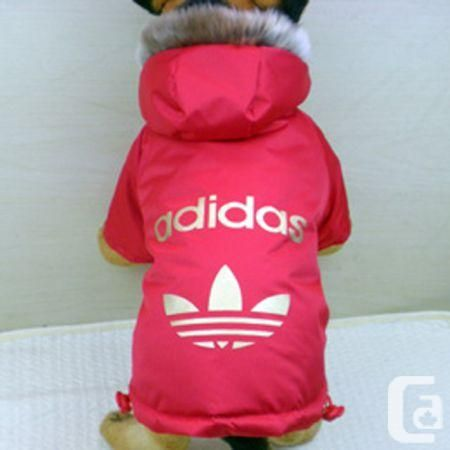 pretty cool online retailer super popular Nike Dog Clothes | FS: Adidas / Nike dog clothes jackets ...