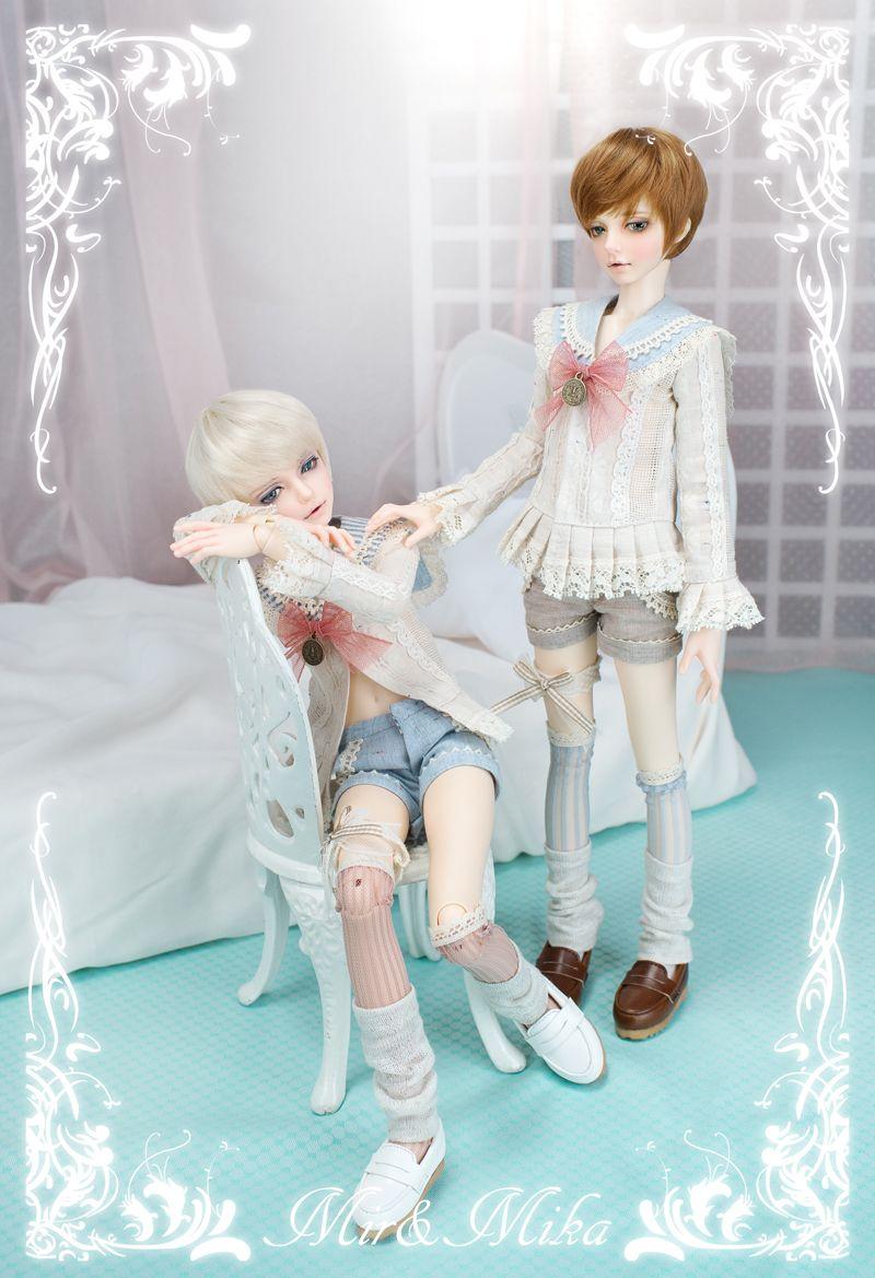 FairyLand Ball Joint Doll Shopping Mall - Mir & Mika
