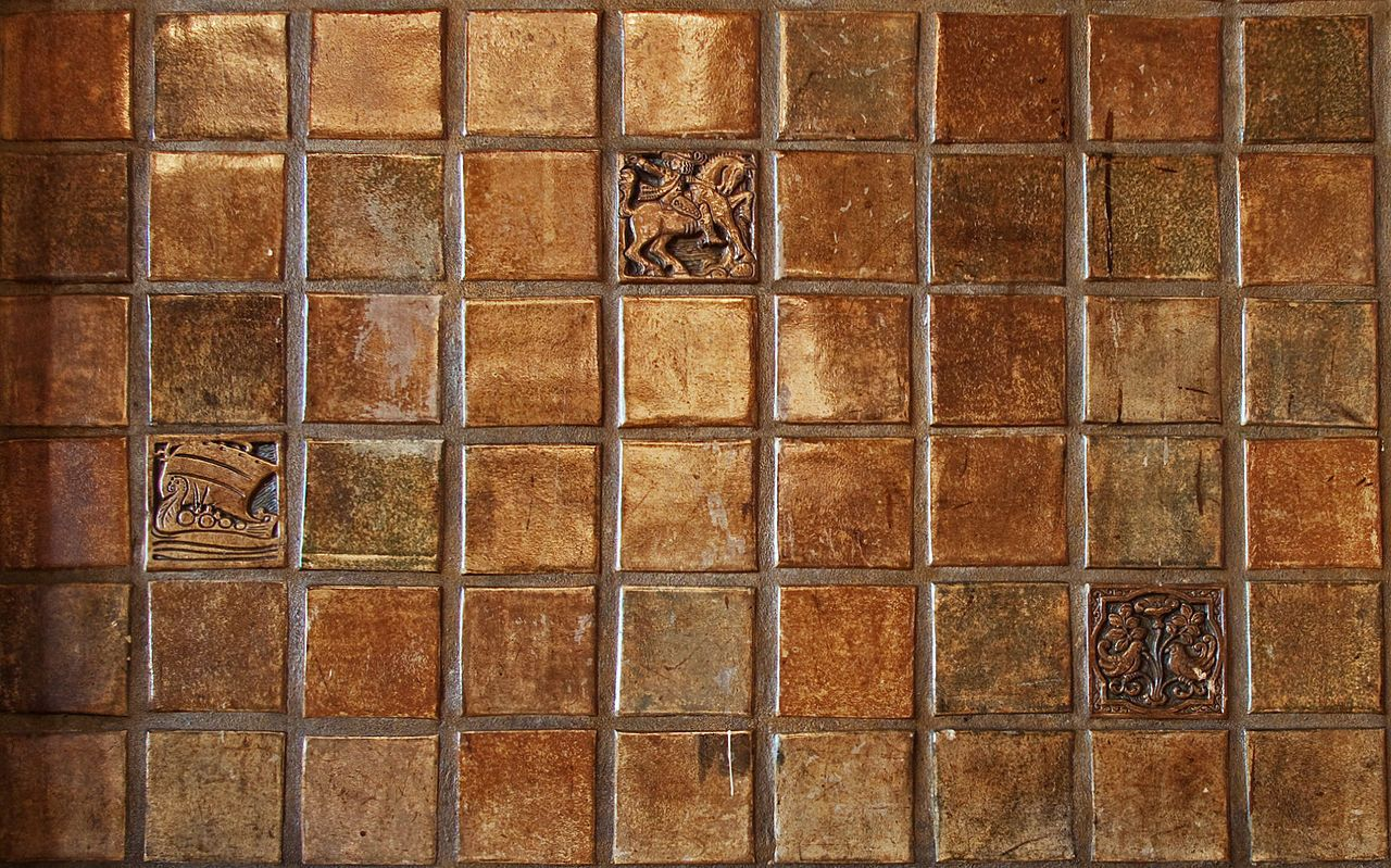 Wall Brown Tiles Texture IMVU Textures Pinterest