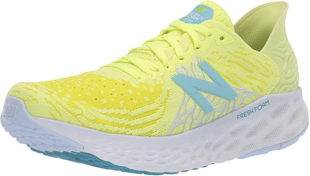 yellow new balance women