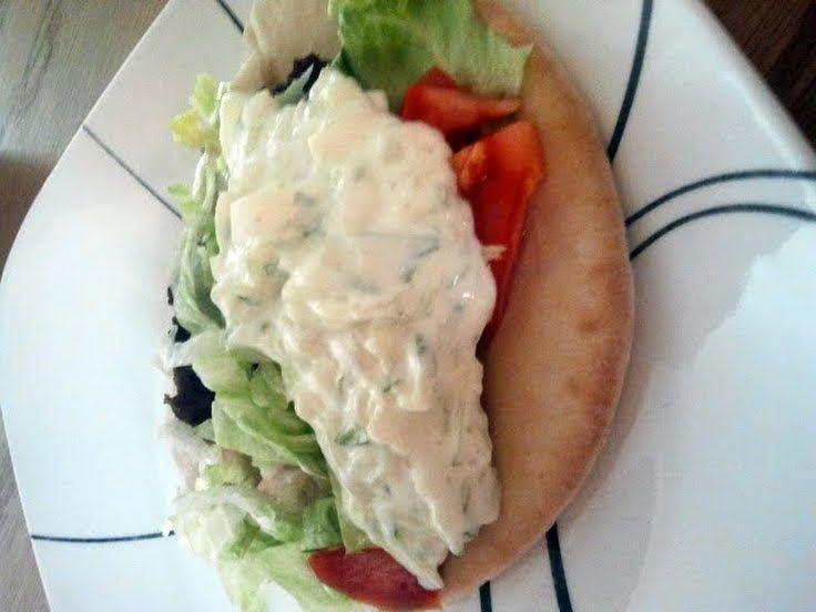 """Gyros! """"Pretty yummy, easy to prepare.""""  @allthecooks #recipe #greek #gyros #easy #gyro #healthy"""