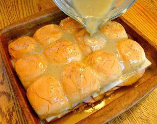 COOKING GUID: Ham & Swiss Sliders