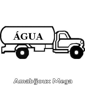 desenhos colorir agua carro pipa caminhao pipa amabijoux mega in