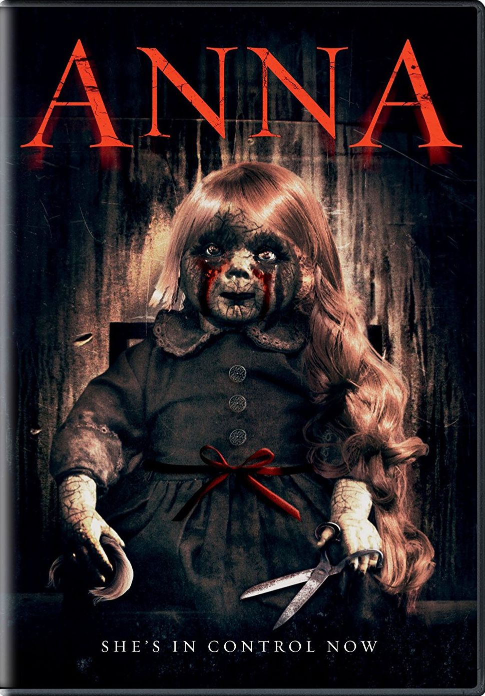 ANNA DVD (CINEDIGM) Anna movie, Horror movie fan, Horror