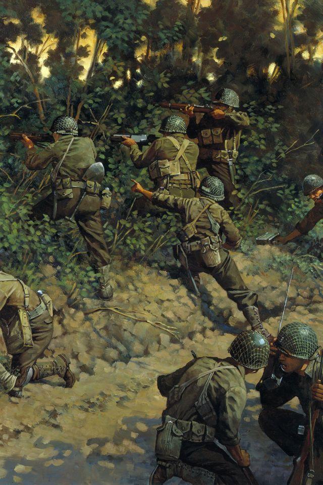 War Illustration #iPhone #4s #Wallpaper Download   welcome ...