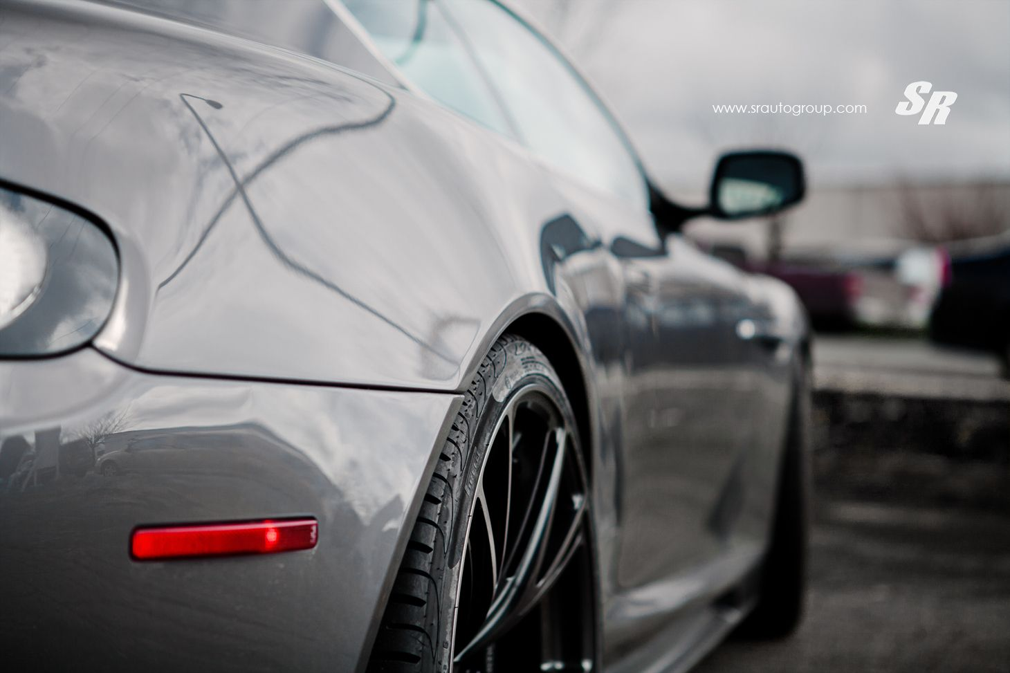Custom Cars and More Tuning Projects: Rhapsody in Gray - Aston Martin DBS - SR AutoGroup | Custom Cars and More