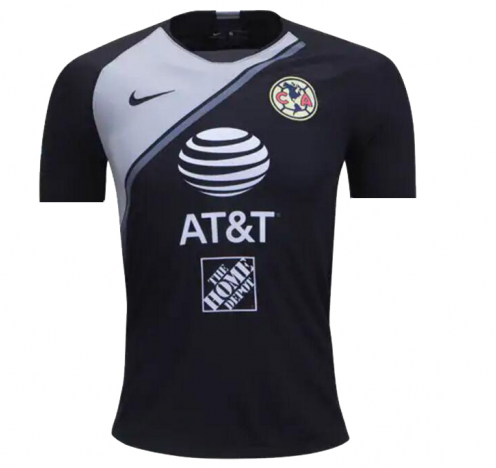 950649645bc Mexico Club America 18/19 Goalkeper Men Soccer Jersey Personalized Name and  Number