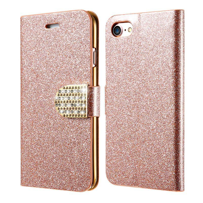 glitter glip iphone 7 case