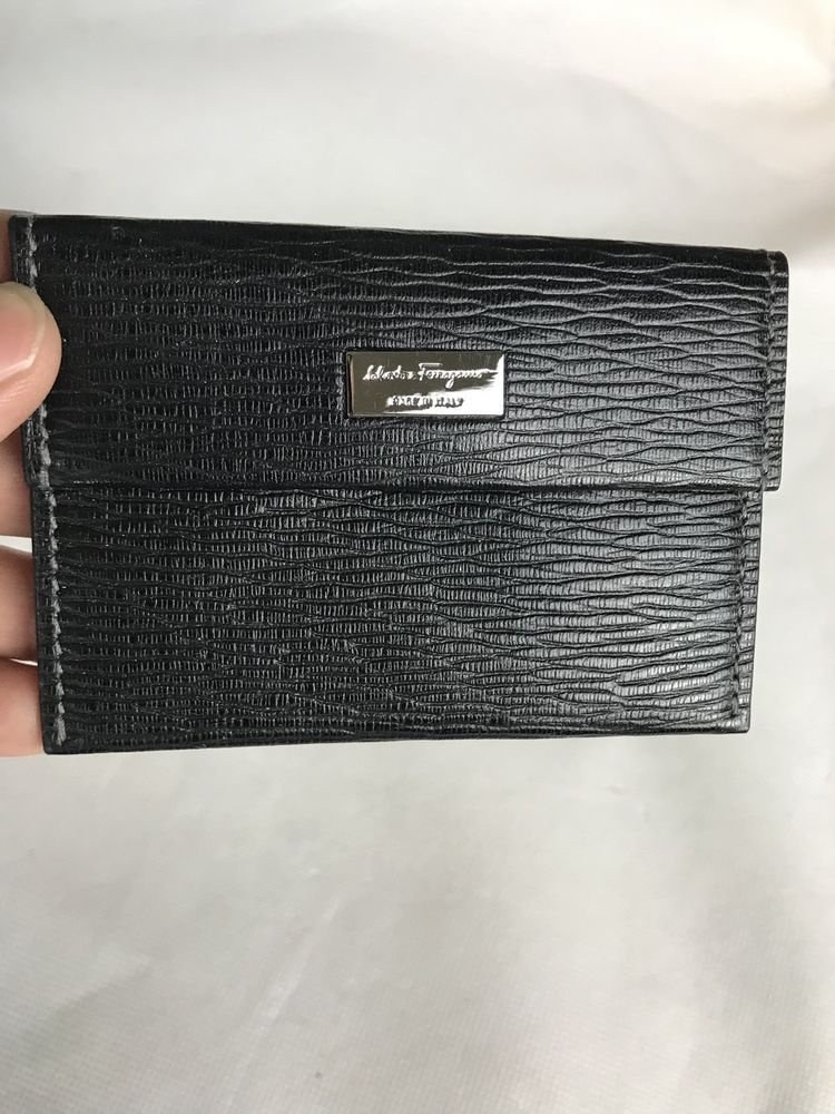 SALVATORE FERRAGAMO New  325 Leather Card Case Wallet  fashion  clothing   shoes  accessories  mensaccessories  wallets (ebay link) b913969a9f7