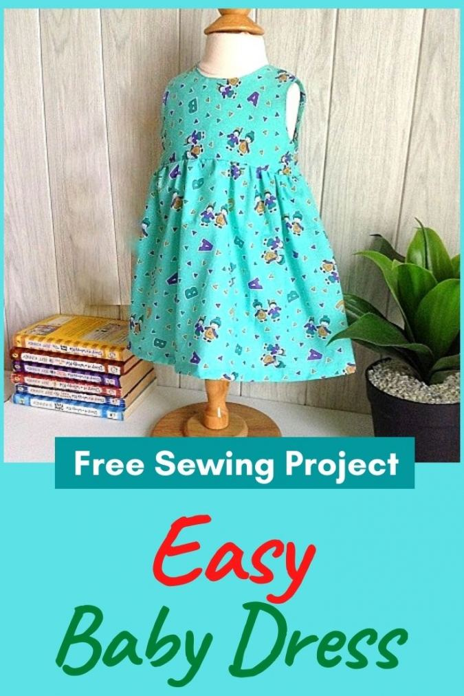 Baby Frock Sewing Tutorials : frock, sewing, tutorials, Dress, Sewing, Pattern, Girls, Patterns,, Frock, Pattern,, Toddler, Patterns