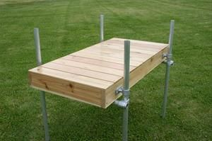 How to build boat dock | Building Projects - Woodworking | Pinterest ...