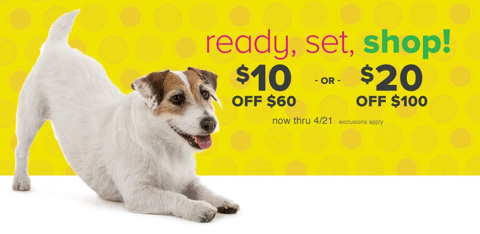 Pet Supplies Pet Accessories And Many Pet Products Petsmart