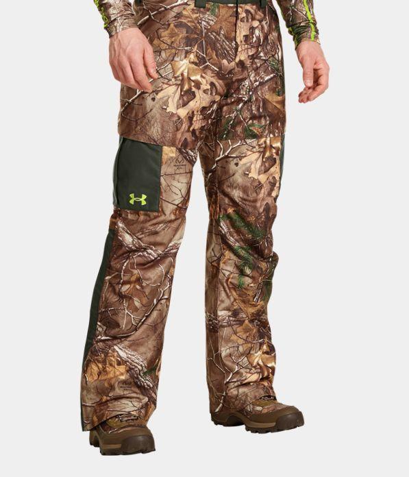 c6bf2dc0d795e Men's UA Scent Control ColdGear® Infrared Gunpowder Pants | Under Armour US