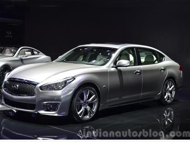 Check Out Infiniti Q70l The Long Wheelbase Version Of The