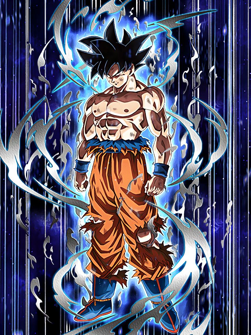 A Surging New Power Goku Ultra Instinct Sign Here Goes Ultra Instinct Dragon Ball Dragon Ball Super Manga Anime Dragon Ball Super