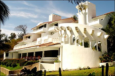 Hotel villas coral huatulco oaxaca mexico 4 estrellas for Villas huatulco