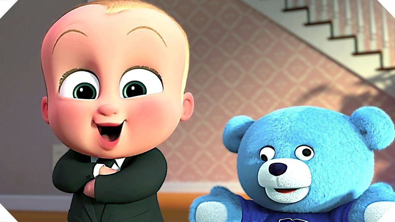 The Boss Baby - Best Funny Moment - New Cartoons 2017 ...