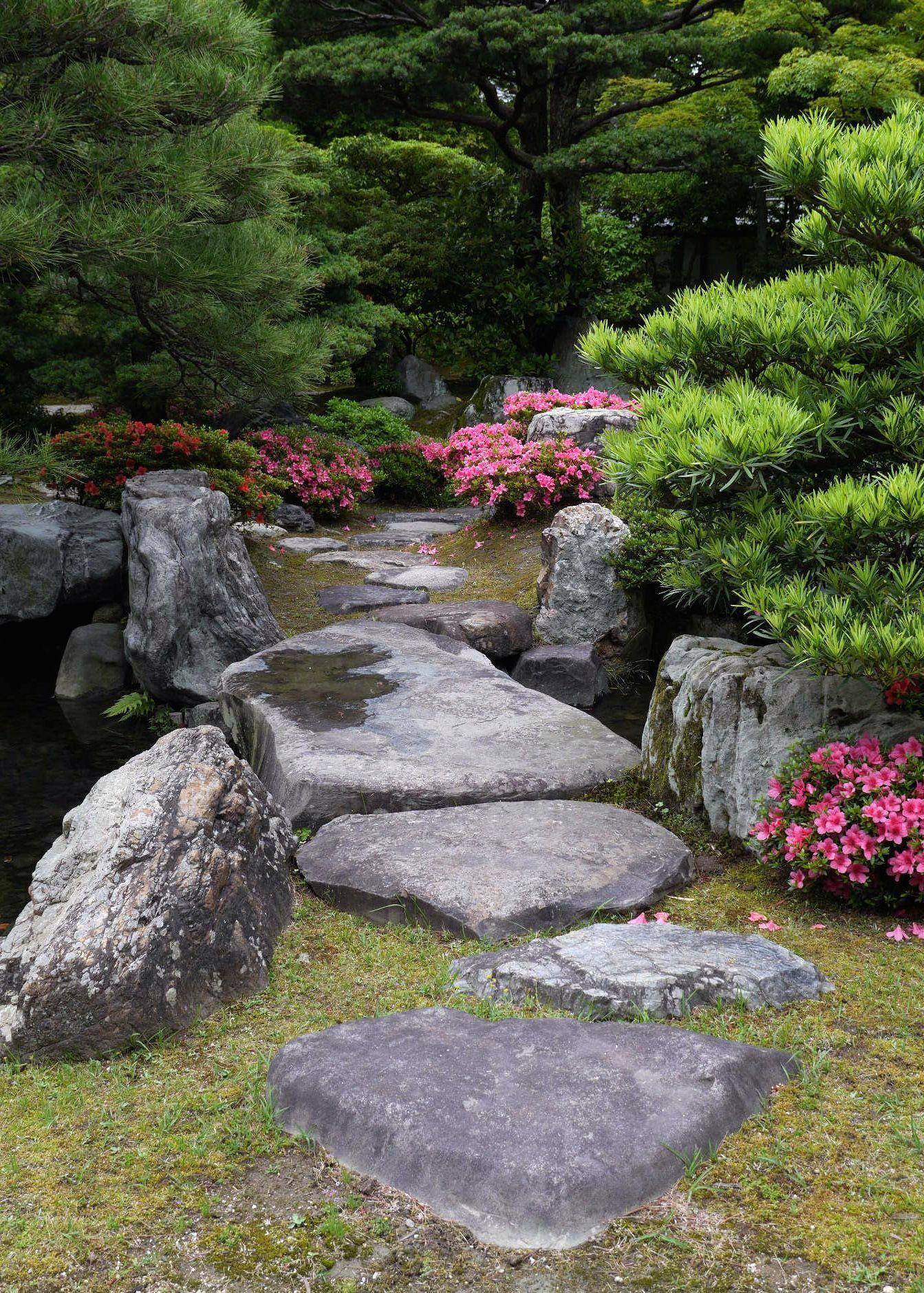 Japanese garden by Philip Rollinson on Kyoto 2014 06 | Zen ...