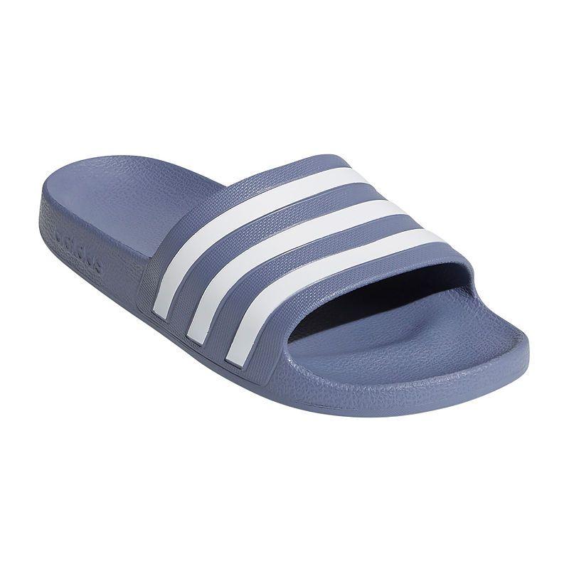 adidas Womens Adilette Aqua Sandal Slide Sandals | Adidas ...