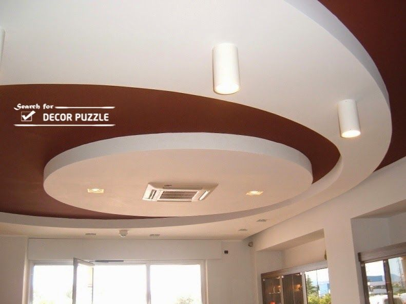 Gypsum Board Ceiling Designs Pictures For Living Room Interior Part 48
