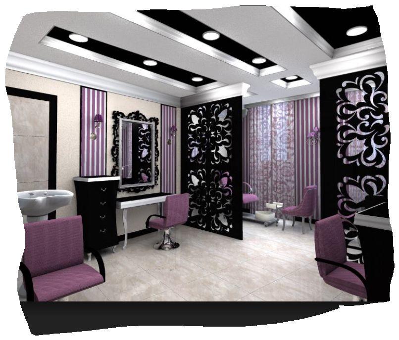 Beauty Parlour Design: Decoracion De Salon De Belleza, Diseño De