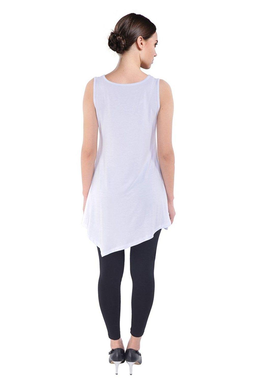cf5e822cf12223 Womens Vintage Floral Fashion Pattern Sleeveless Tunic Top- XS-5XL ...