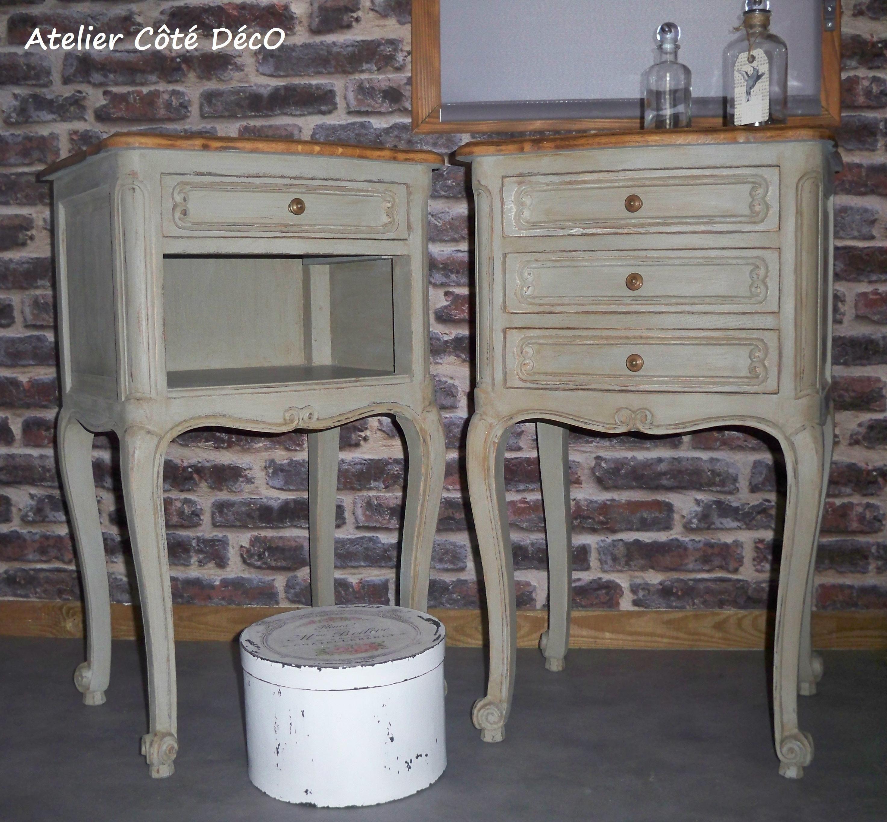 épinglé Par Varlet Sylvie Sur Vintage Table De Nuit