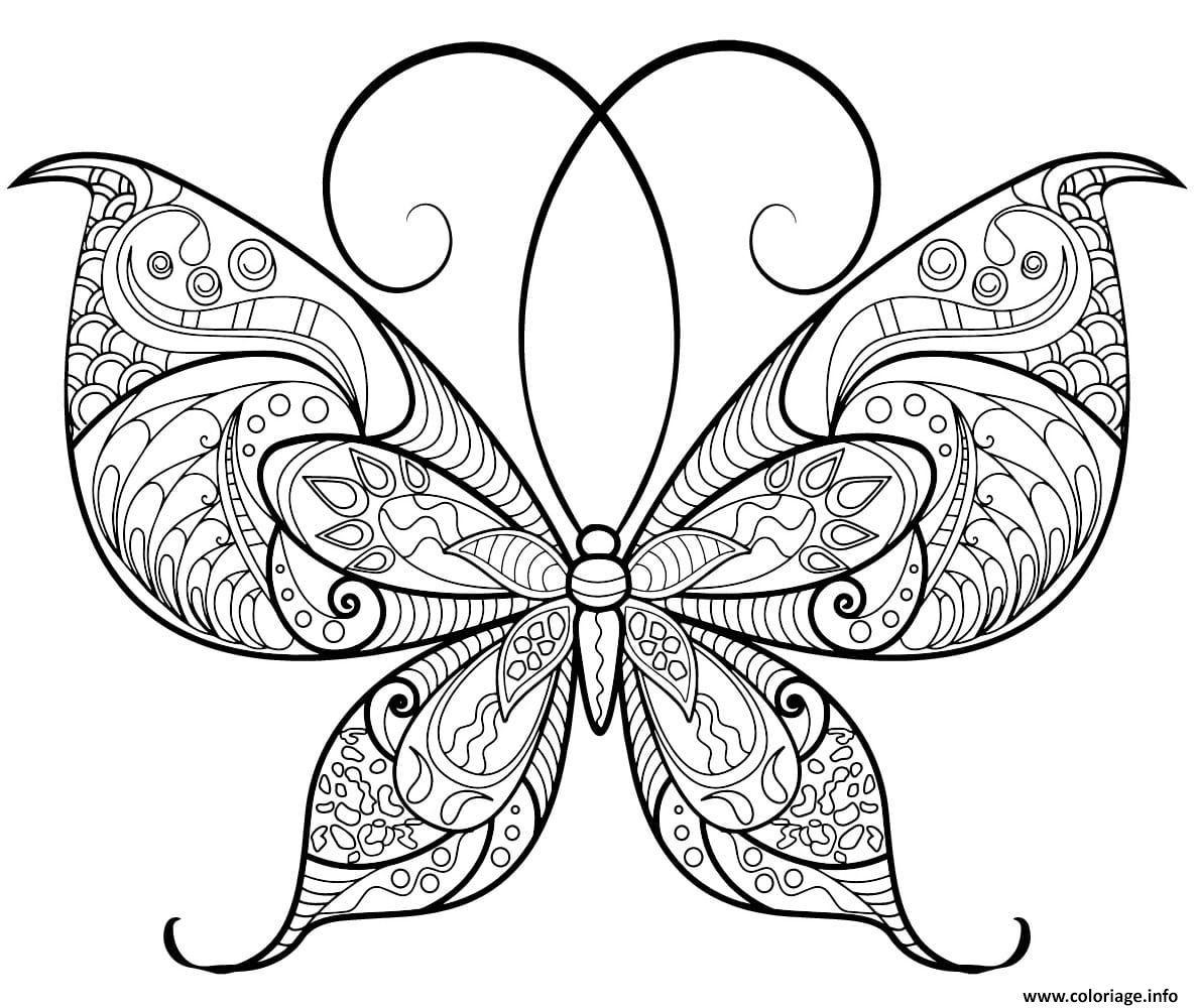 Cool 14 Papillon Coloriage Gratuit Mandala Kleurplaten Kleurplaten Leuke Ideeen