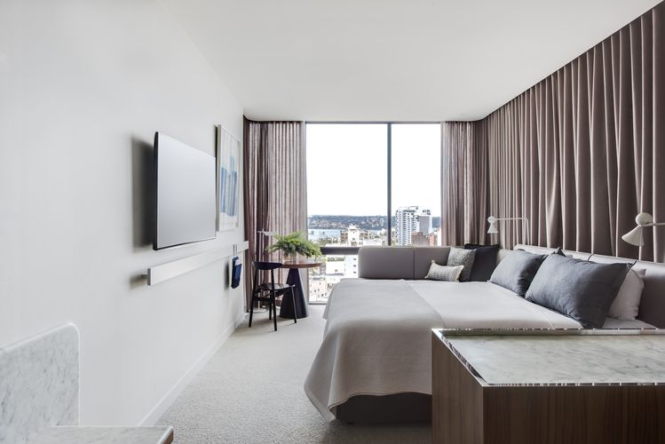 Larmont Hotel by HASSELL - Australian Interior Design Awards (With images) Interior design