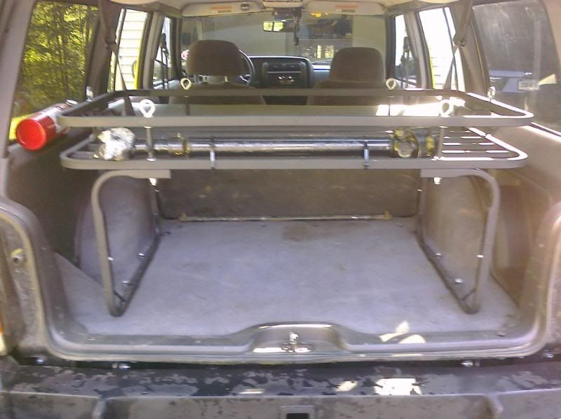 Jeep XJ Interior Mods Last Edit September 25, 2010, 06