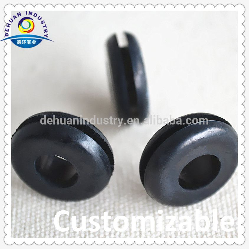 Small Silicone Rubber Grommets Rubber Plug Rubber Grommets Silicone Rubber Grommets