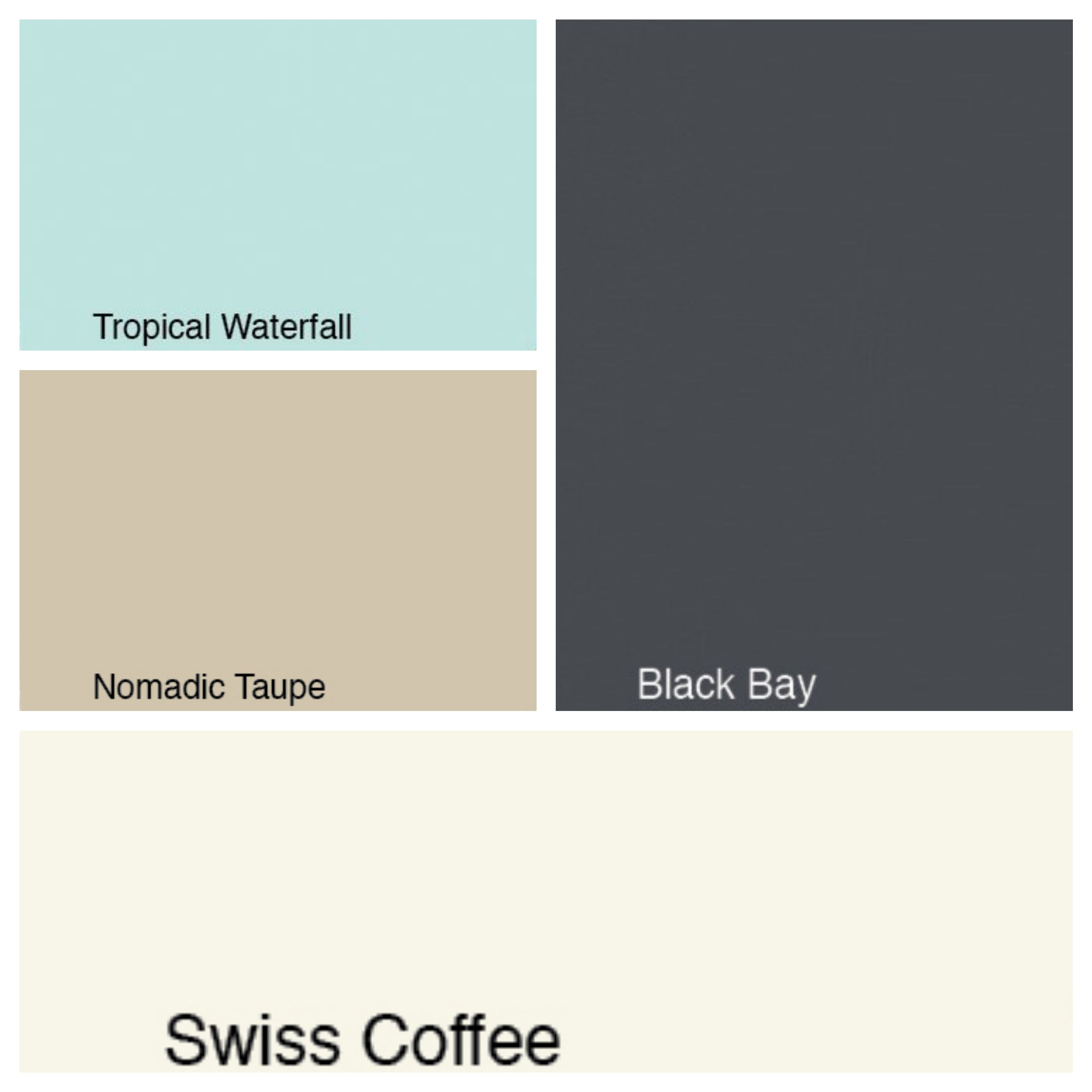 Dunn Edwards Color Palette For Our L A Midcentury Ranch Redo 39 Black Bay 39 For Main House Color
